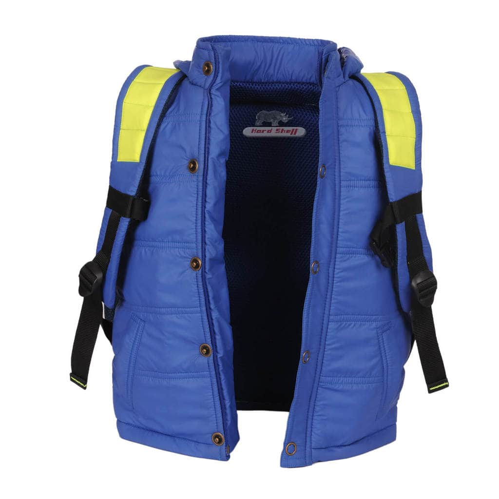 kids backpack body armour