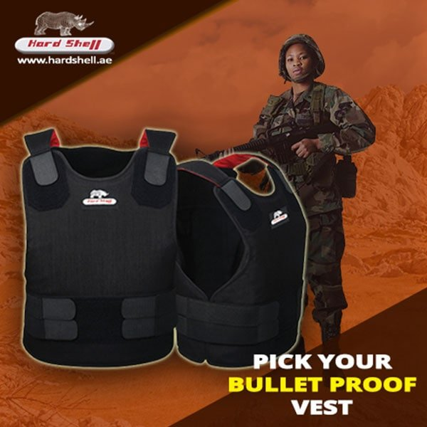 bulletproof vest for perfect saferty