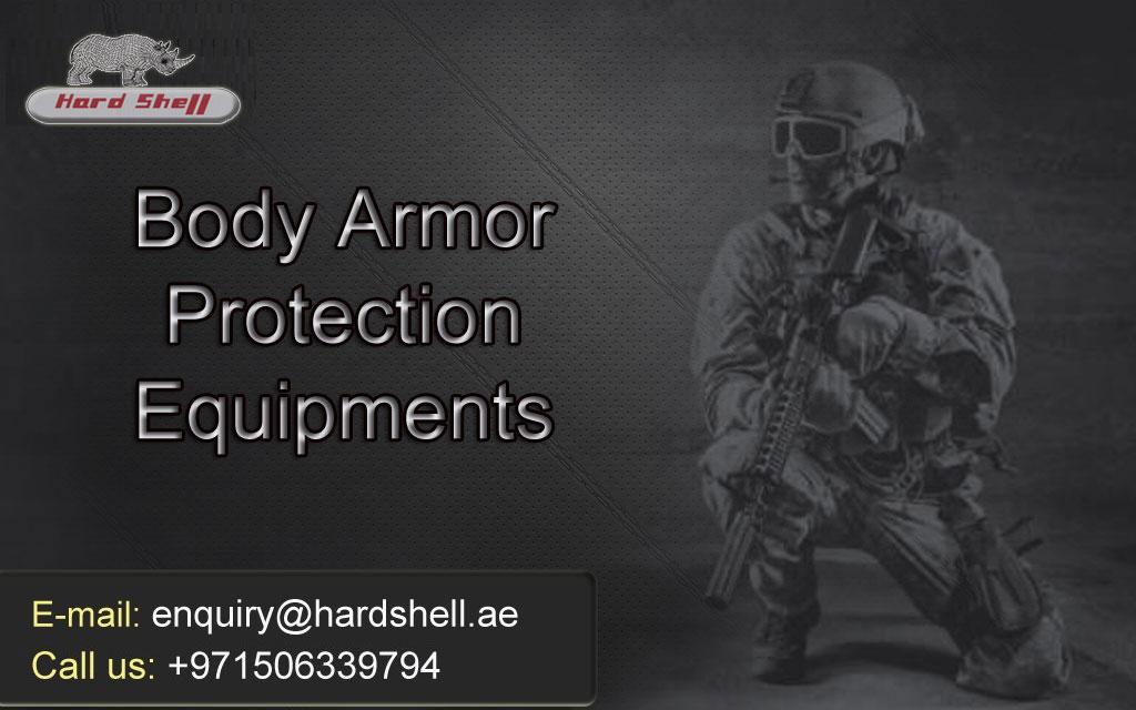 Body Armour Manufacturer
