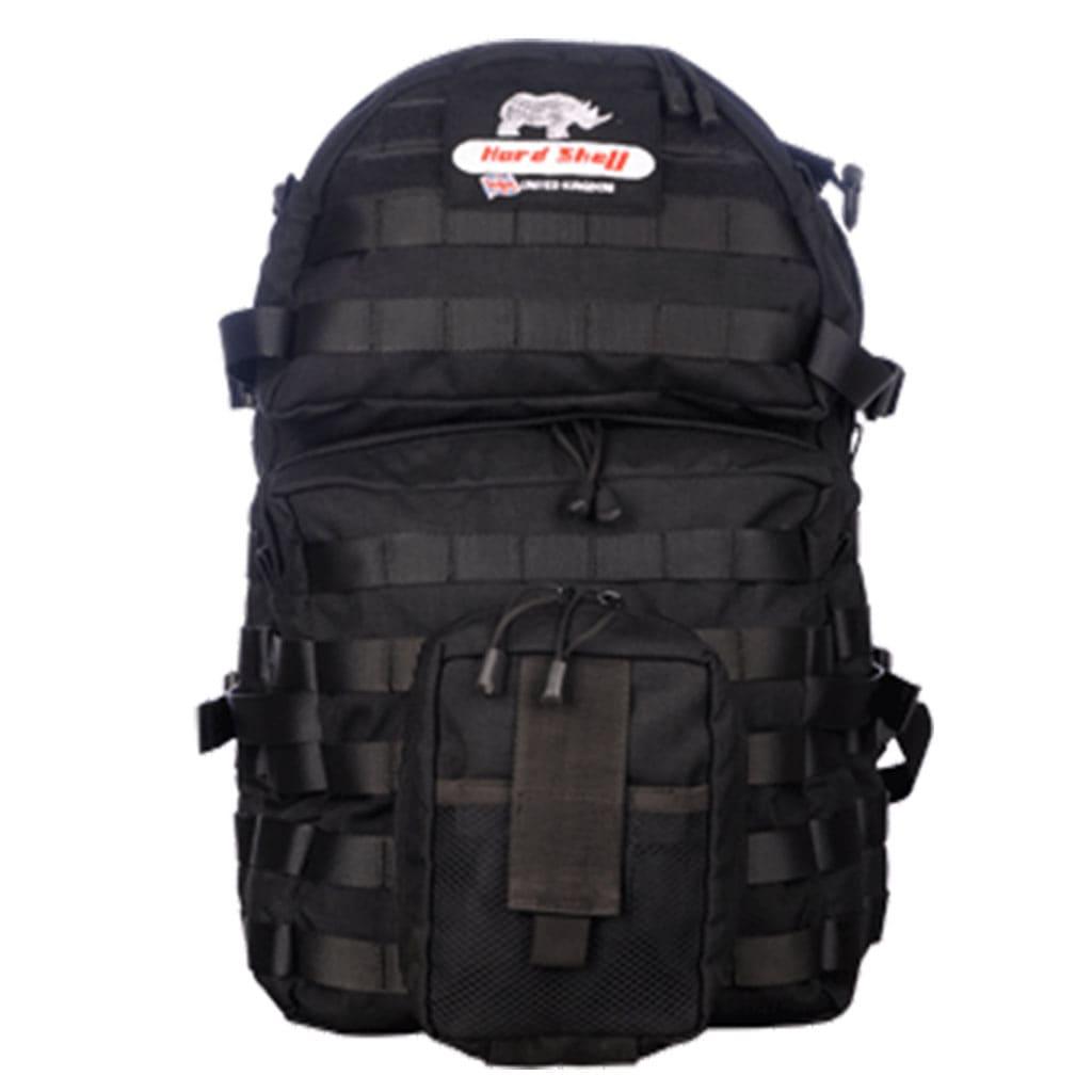 military backpack in black colour in uae