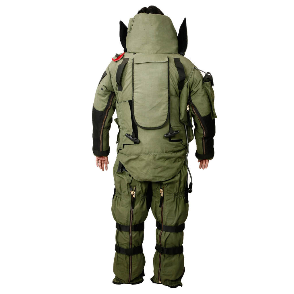eod bomb disposal suit manufacturer in uae