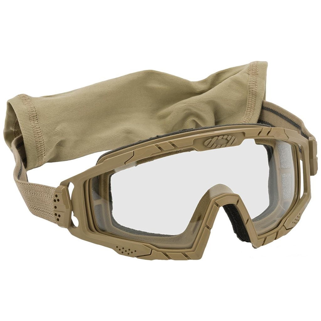 Ballistic goggles military