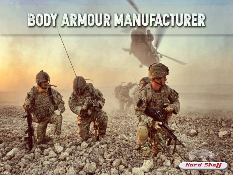 Body Armor Manufacturer