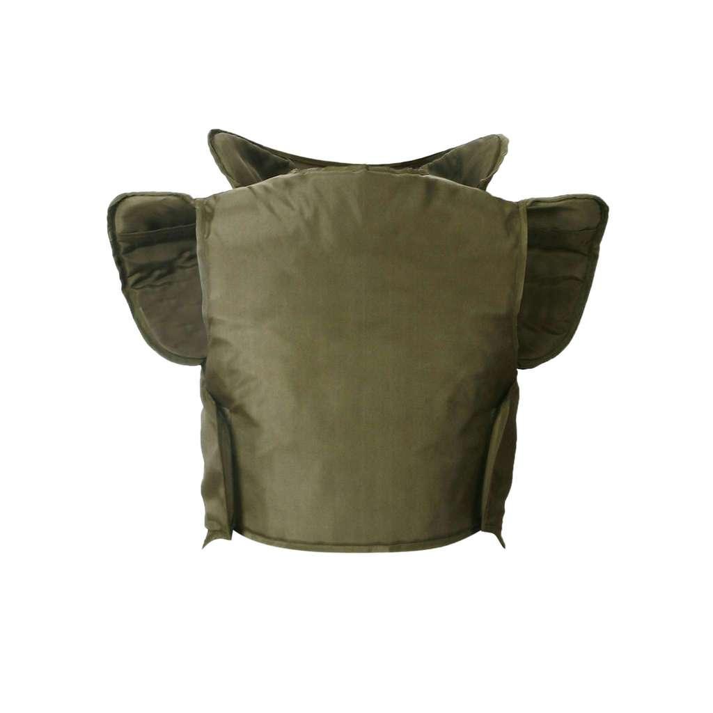 Demining protective vest
