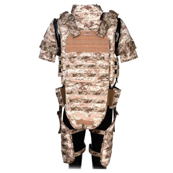 full body armor in uae