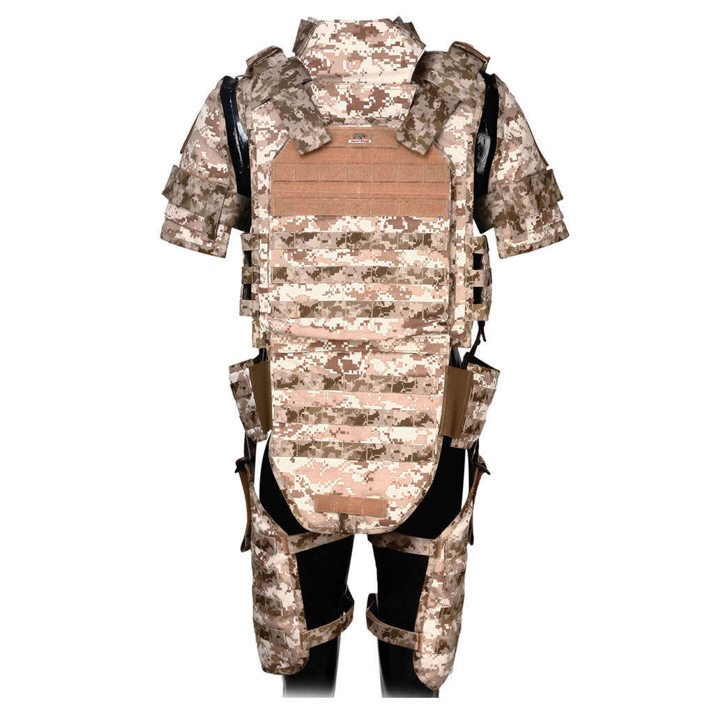 full body armor in uae
