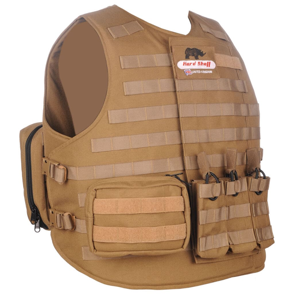 Front Opening molle Vest in Uae