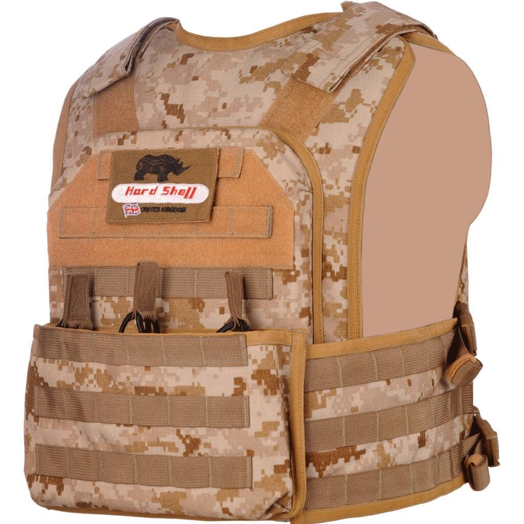 full tactical vest full plate carrier