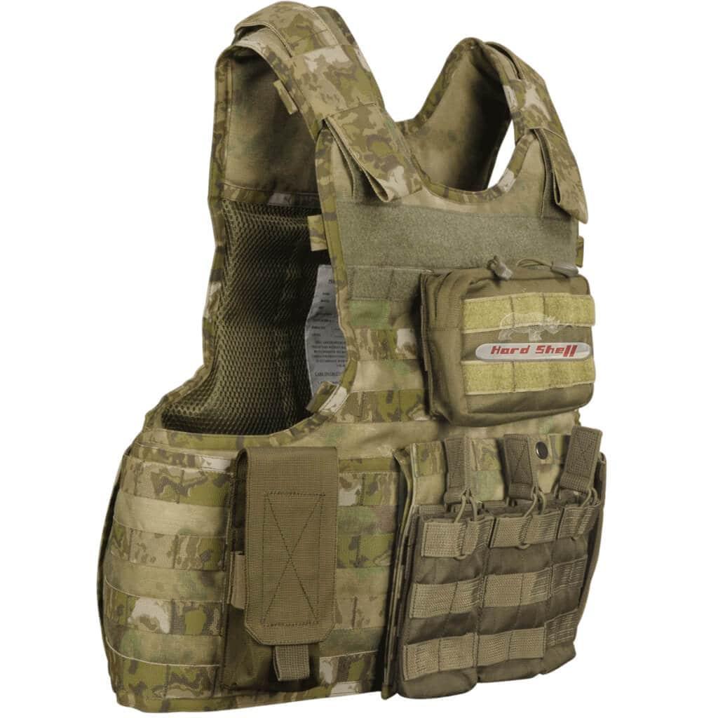 Tactical vest, tactical body armor, tactical bullet proof vest