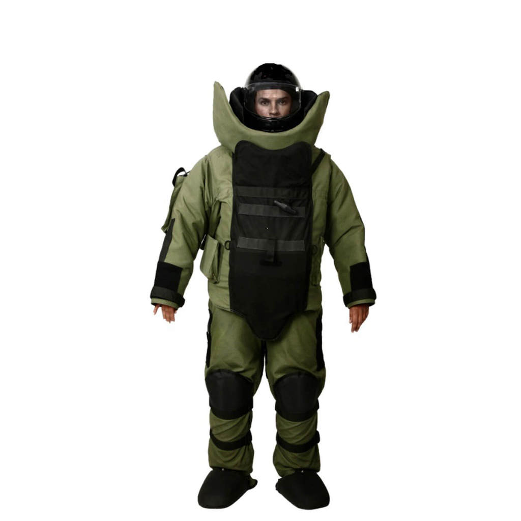 bomb disposal suit in uae