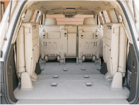 bulletproof car chamber