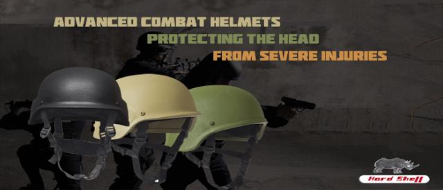 Ballistic Combat Helmets