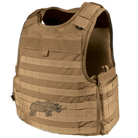 quick release body armour in uae