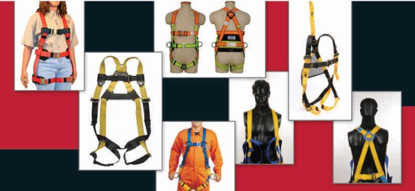 industrial safety harness in duabi