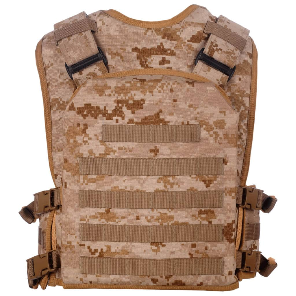 full body plate carrier 3a plate carrier