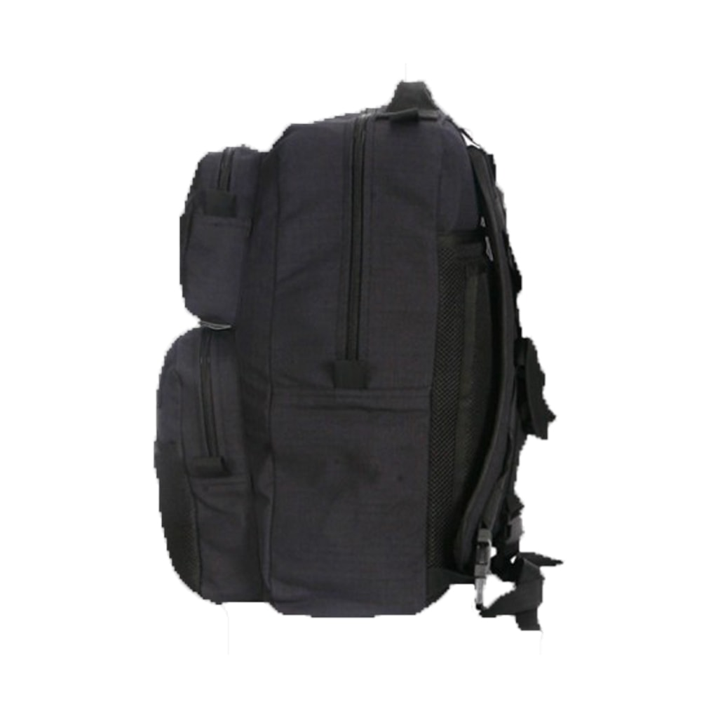 tactical body armor with inbuild backpack