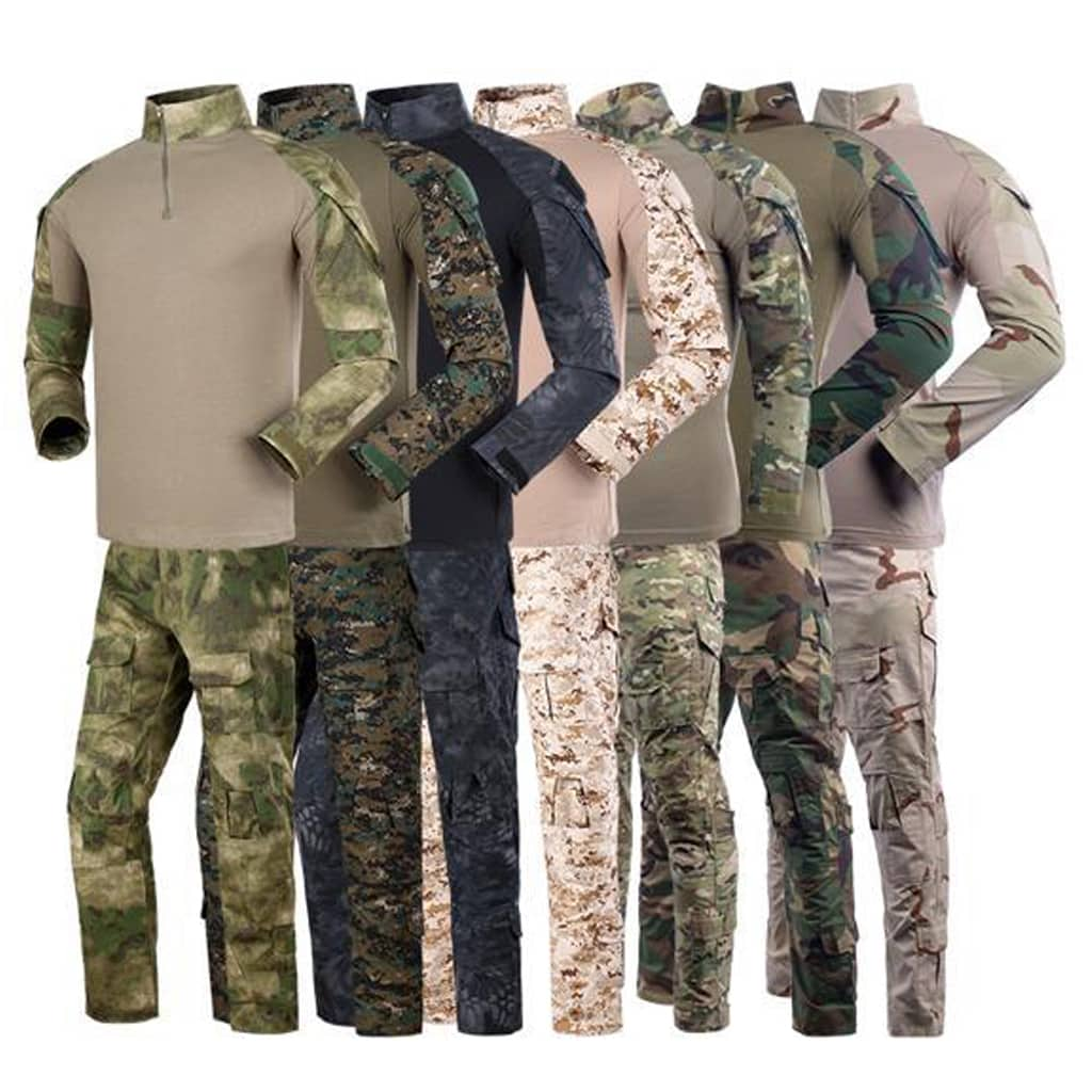 best tactical army uniforms in dubai