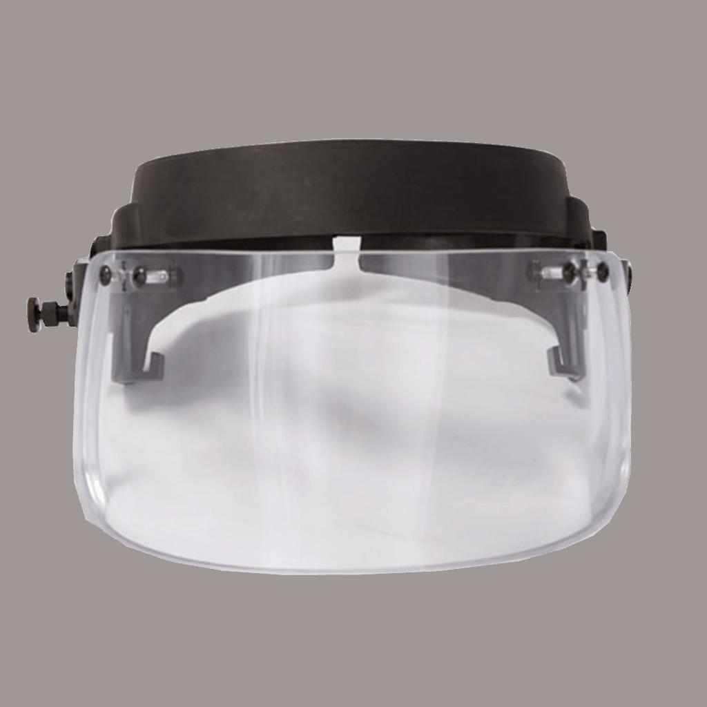 Ballistic helmet visor