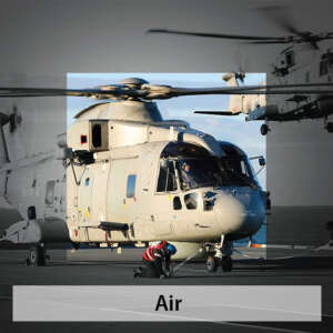 Air vehicle armouring solutions by hardshell fze