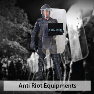 anti riot equipments by hardshell fze