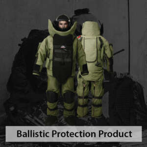 ballistic protection products by hardshell fze