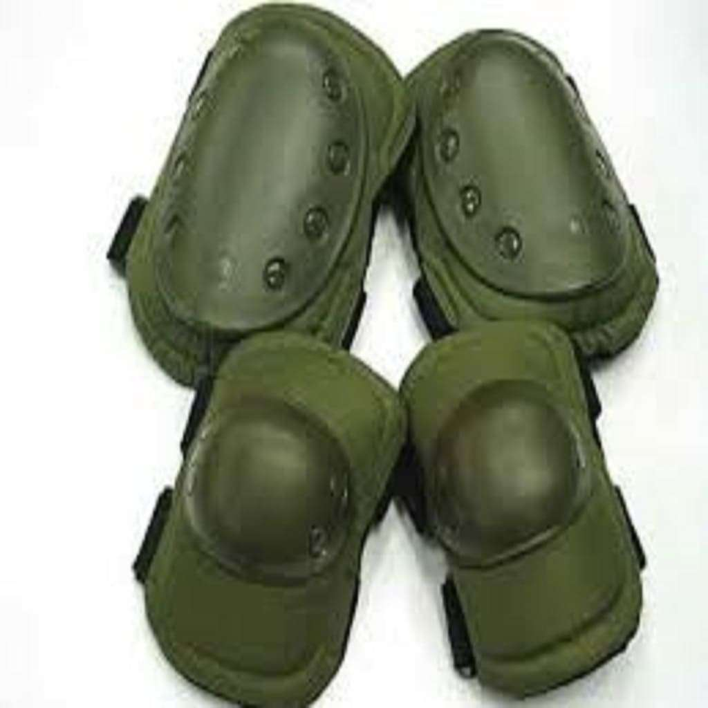 tactical elbow pads for military in uae