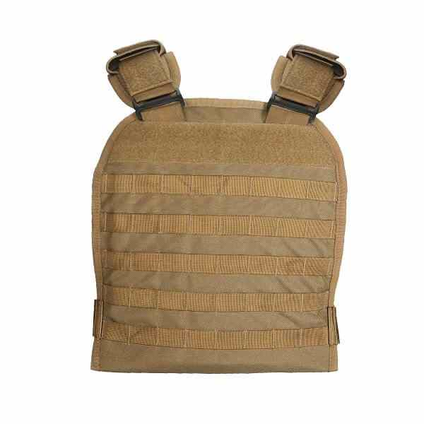 active shooter plate carrier back