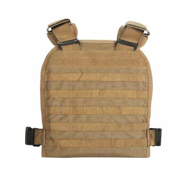active shooter plate carrier front